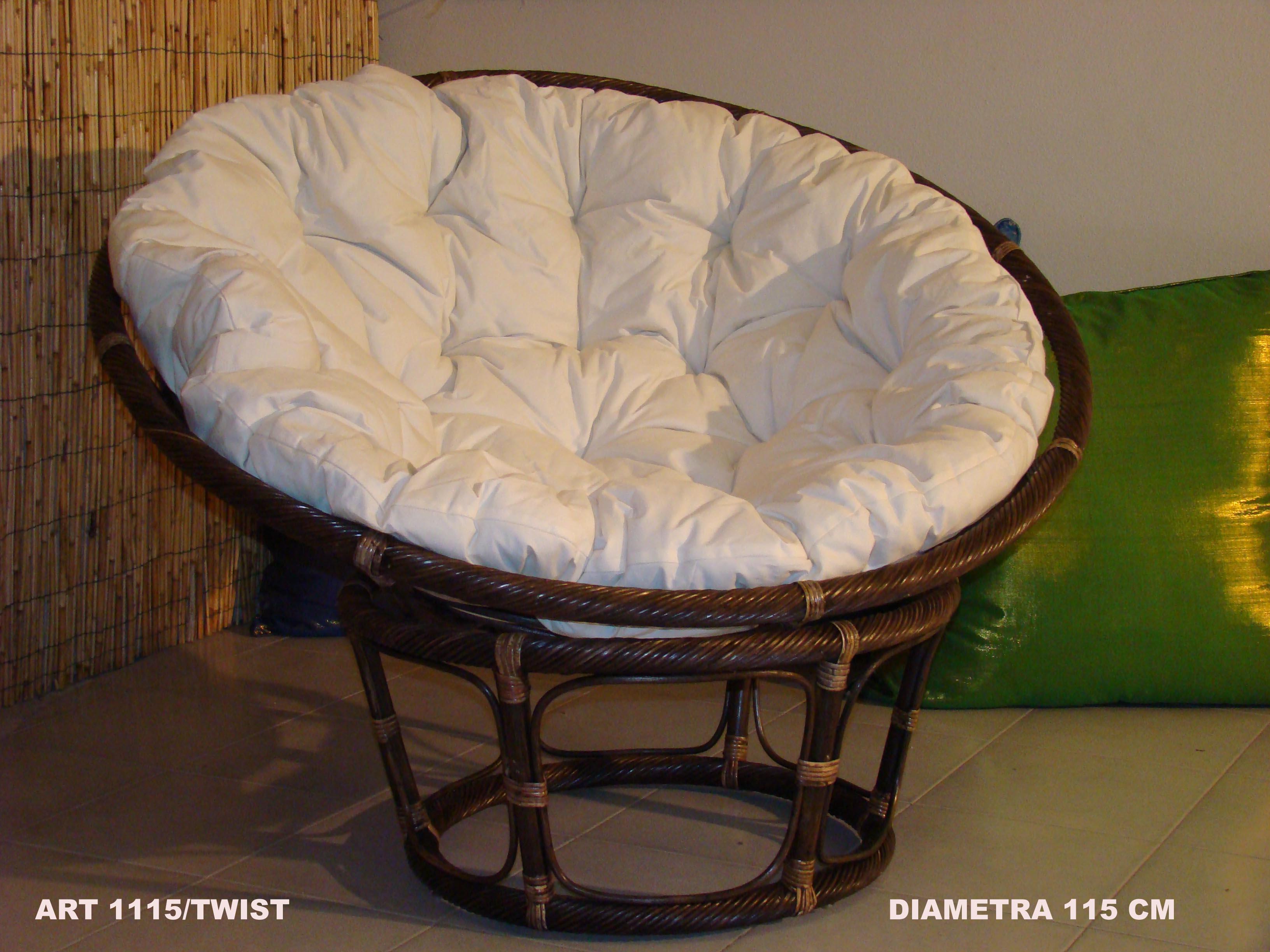 Arredamento poltrone sedie bamboo rattan giunco for Poltrone sedie