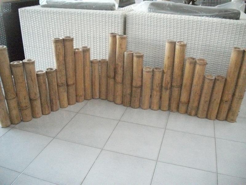 Arredamento midollino rattan bambu vimini dal pozzo argenta for Arredo bambu