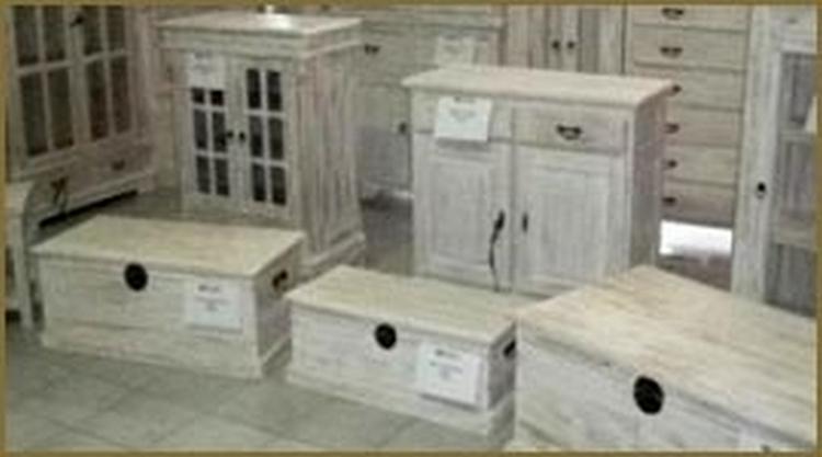 Buffet mobile shabby decapato bianco legno teak massello for Mobili vecchi regalo