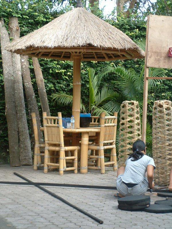 Ombrelloni Di Paglia Vendita.Obrelloni In Pglia Canna Bambu
